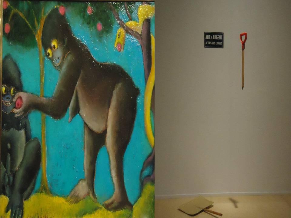 El mono desnudo. Y la mona desnuda