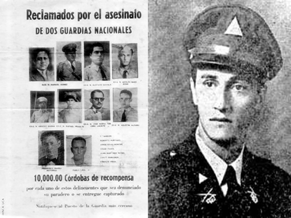 La tumba del guerrillero: Abril de 1954…el más cruel de todos los abriles (1/2)