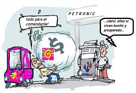 Los precios del combustible: ¿libre mercado, monopolio o estafa?