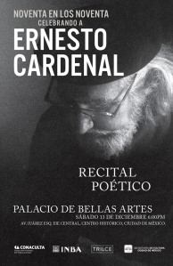 Ernesto Cardenal Bellas Artes