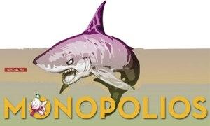 monopolios tiburón