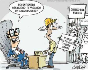 salarios y empleo