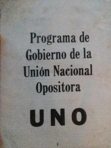 programa UNO