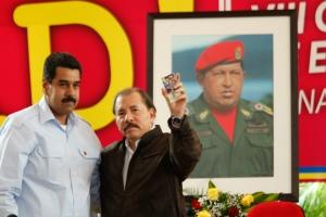 Ortega y Maduro