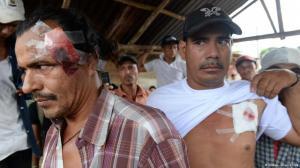 Nicaragua represión policial