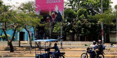 Nicaragua cristiana socialista y solidaria