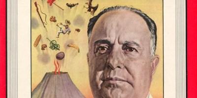 Anastasio Somoza García en revista Time