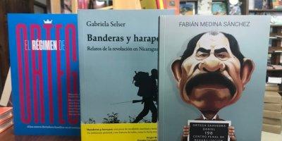 Libros sobre la historia reciente de #Nicaragua
